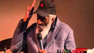 THE NEW Dick Gregory : Why Police Killing Black Males